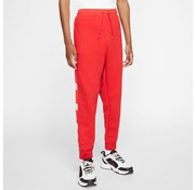 Nike Joggers Red/White
