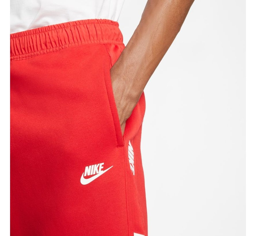 Joggers Red/White