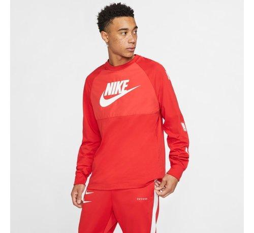 Nike Longsleeve Top Hybrid Red