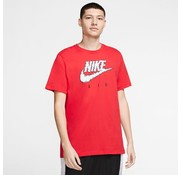 Nike Air illustration Tee Red