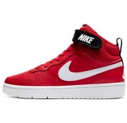 Nike Court Bourough Mid Red/White