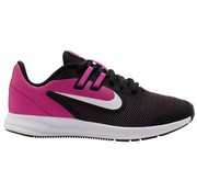 Nike Downshifter 9 Black/White JR