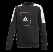 Adidas Sweat Crw Aac Jr Noir