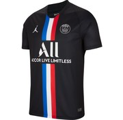 Nike PSG 4th Jersey 19/20 Black/White