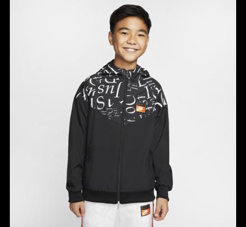Nike Sportswear Windrunner Black JR