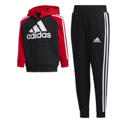 Adidas Tracksuit Black/Red 20