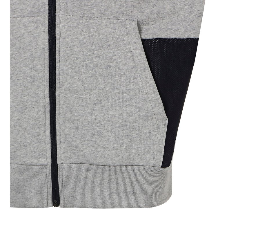 Redbull Sweat Jacket Grey 20
