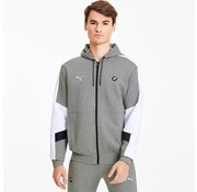 Puma BMW Hooded Sweat Jacket Gray 20