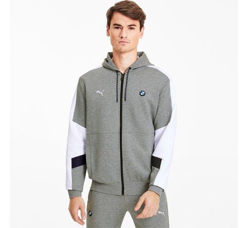 Puma BMW Hooded Sweat Jacket Gray 20