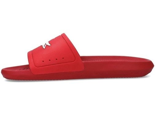 Lacoste Croco Slide Red/White 20