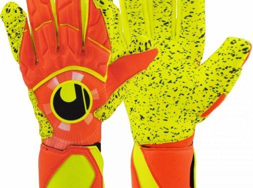 Uhlsport Dynamic Impulse Supergrip HN Orange 20
