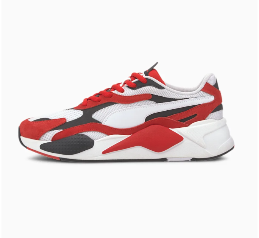 RS-X³ Super White/Red 20