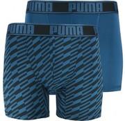 Puma Puma YD Bold Stripe Boxer Blue