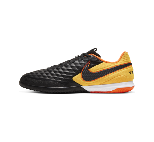 Nike Tiempo React Legend Black/Orange