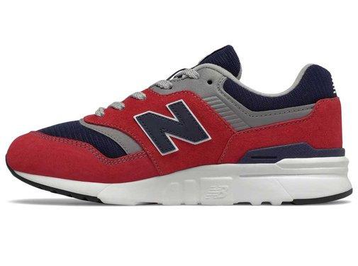 New Balance GR997 Gs Red