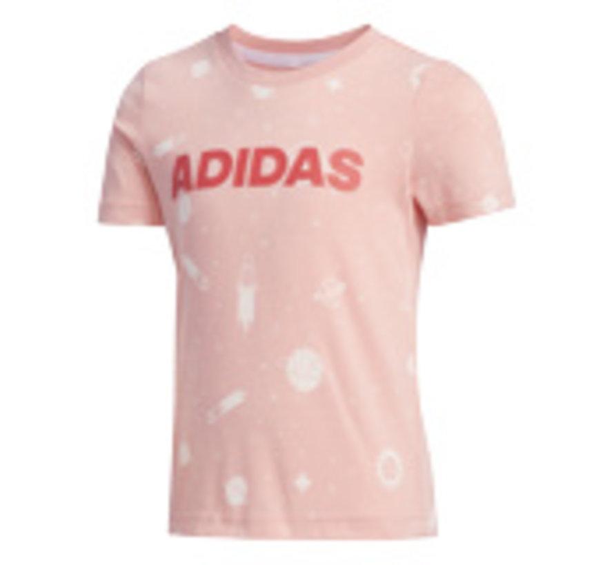 ST Summer Tee Pink