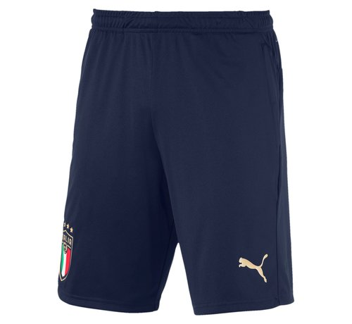 Puma Italia Training Shorts Zip Euro20