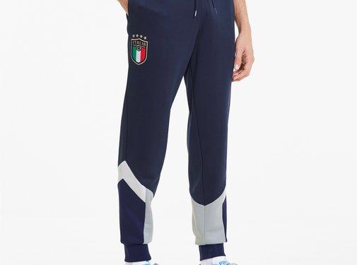 Puma Italia Iconic Pant Navy/Grey