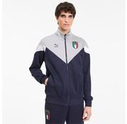Puma Italia Iconic Jacket Grey/Navy