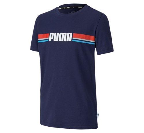 Puma Celebrations Tee Navy