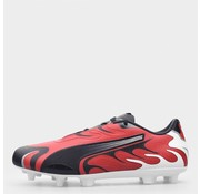 Puma Future INHALE FG/AG Black/Red 20