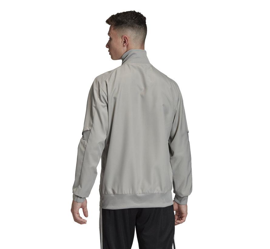 Condivo20 Pre Jacket Grey
