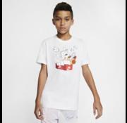 Nike JR T-Shirt Shoebox white