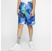 Nike JR Woven AOP Short Blue