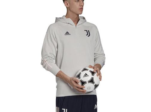 Adidas Juventus TK Hoody Grey 20/21