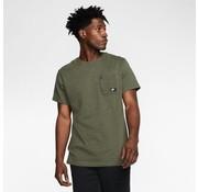 Nike Khaki Zip Shirt