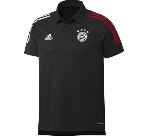 Adidas Bayern Polo Black 20/21