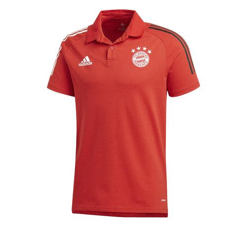 Adidas Bayern Polo Red 20/21