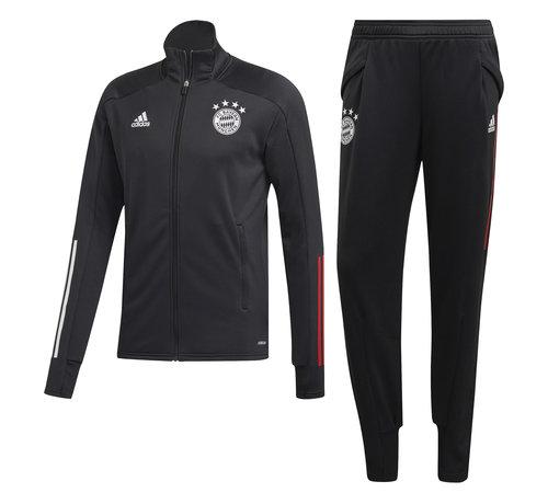 Adidas Bayern TK Suit Black 20/21