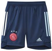 Adidas Ajax Training Short Blue 20/21 Kids