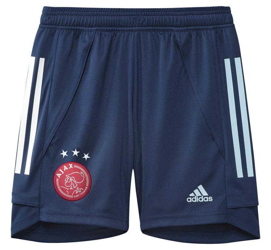 Ajax Training Short Blue 20/21 Kids