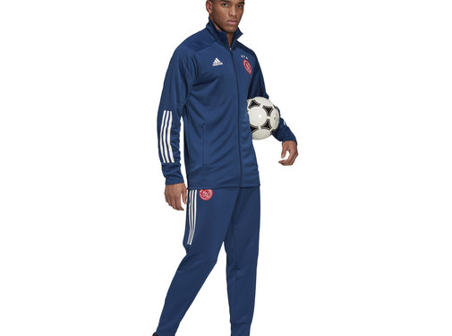 Adidas Ajax TK Suit Blue 20/21