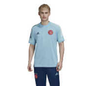 Adidas Ajax Training Jersey IceBlue 20/21
