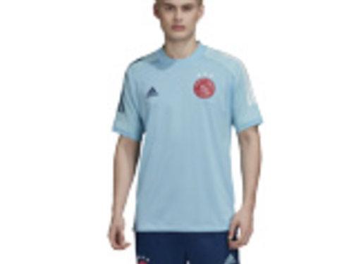 Adidas Ajax Training Jersey IceBlue 20/21