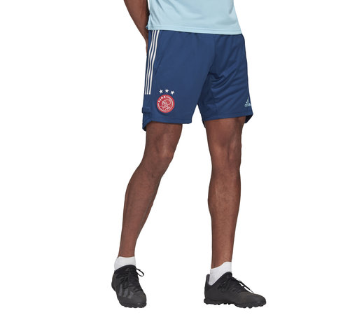 Adidas Ajax Training Short Blue 20/21
