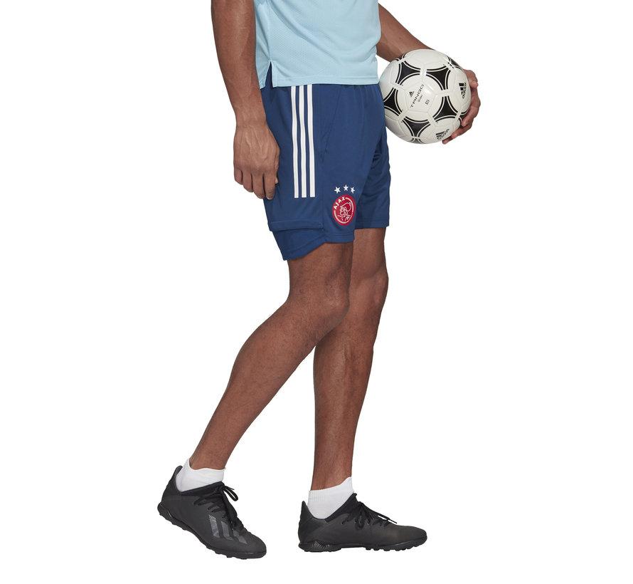 Ajax Training Short Blue 20/21