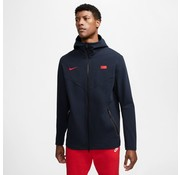 Nike FFF Tech Pack Hoodie Navy