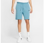 Nike Tech Fleece Short Blue