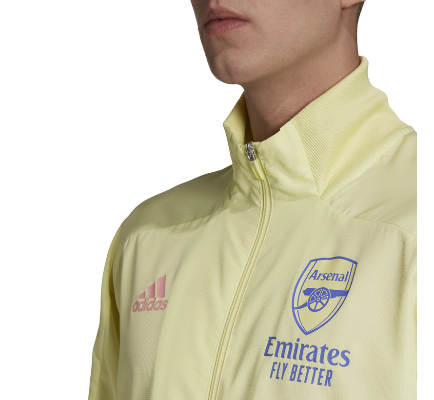 Arsenal Pre Jacket Yellow 20/21