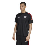 Adidas Bayern Training Jersey Black 20/21
