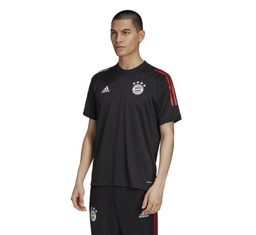 Adidas Bayern Training Jersey Black 20/21