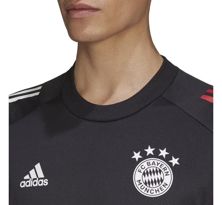 Bayern Training Jersey Black 20/21