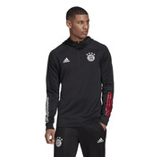 Adidas Bayern TK Hoody Black 20/21