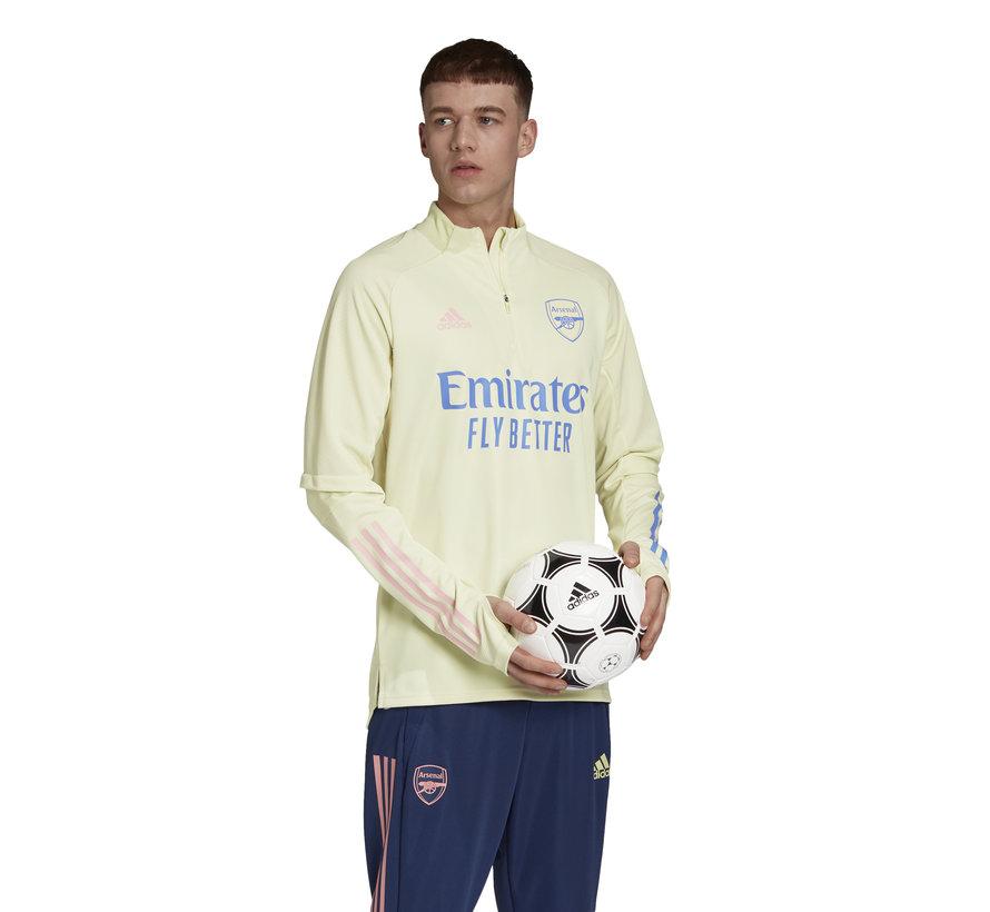 Arsenal Training Top Yellow 20/21