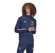 Adidas Arsenal TK Hoody Blue 20/21
