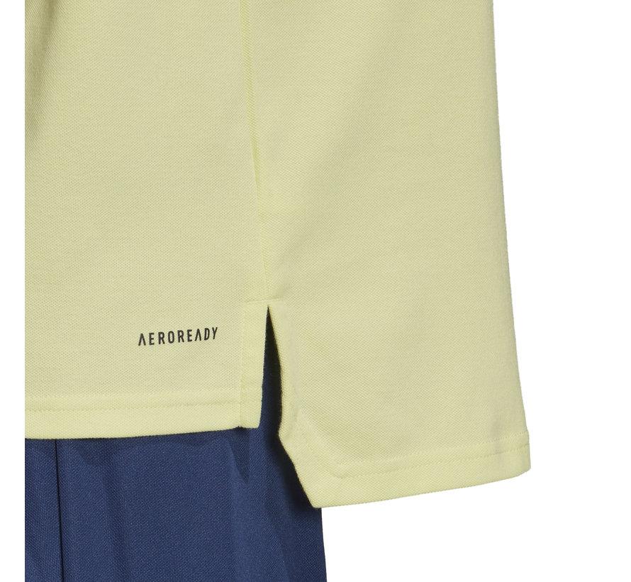 Arsenal Polo Yellow 20/21
